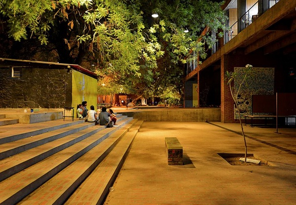 Architecture Tour Package Of Gujarat Cept Campus Ahmedabad