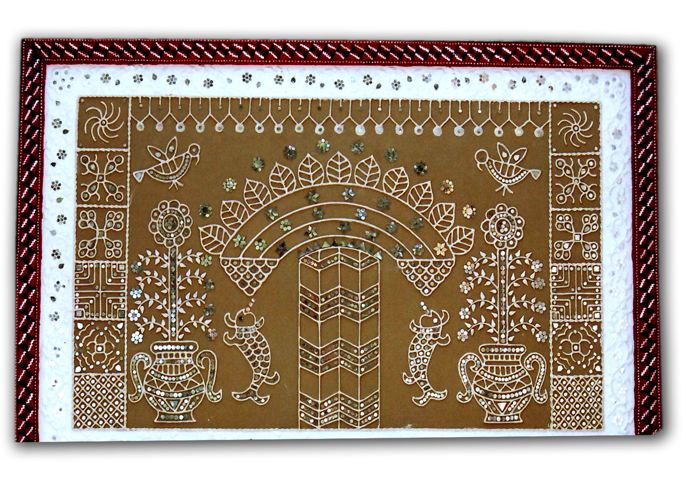 Traditional Mud Work Kutch Tour Package From Compass Tourism